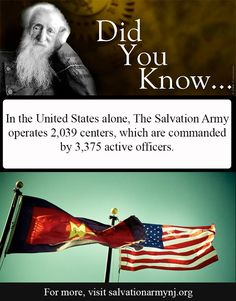 The Salvation Army in the USA