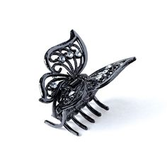 Butterfly Hair Claw | Claire's