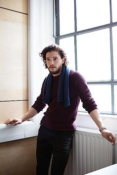 Kit Harington, backstage at the Royal Court Theatre in London, participating in a one night only performance of The Children's Monologues, directed by Danny Boyle. The play was staged to raise money for the fantastic children's arts charity Dramatic...