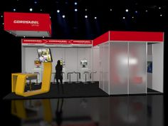 gorosabel  exhibition stand design and documentation central europe  RATES> http://www.i-cad.es/exhibition-stands-design/