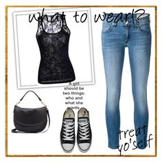 """""""Unbenannt #15"""" by sole-luna-91 ❤ liked on Polyvore featuring rag & bone/JEAN, Mulberry and Converse"""