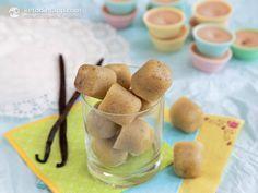 Easy Vanilla Fat Bombs 1.6 grams of carbs each