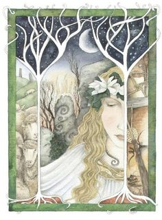 Imbolc by Christopher Bell