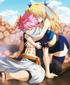 Lucy x Natsu - Fairy tail