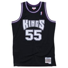 Mitchell   Ness Swingman NBA Jersey - Kings - Jason Williams ... c0230decd