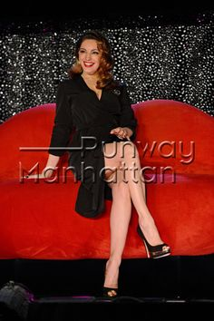 Kelly Brook at a photo call for the Forever Crazy cabaret show in London - Oct 16, 2012 - Photo: Runway Manhattan/Goff Photos