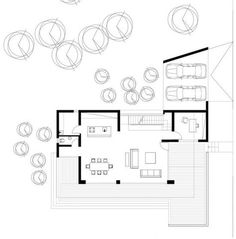 Plano casa de dos pisos