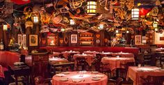 13 Legendary NYC Restaurants to Put on Your Bucket List via @PureWow via @PureWow