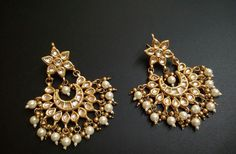 Buy @ 999 Kundan earrings Now you can Buy and shop On whatsapp @ Reasonable Prices, Kindly Add us on :+91-9582282314 Hurry Now, Order now!!! Compliemntary Gifts on your First whatsapp Order