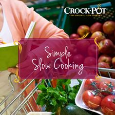 What are your tips for making an easy dinner? Here are 4 tips for making slow cooking simpler. #CrockPot