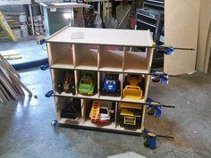 "Toy Truck Garage DIY ""John's Random Review"""