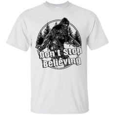 Hi everybody!   Don't Stop Believing Sasquatch Big Foot Hunters Shirt https://lunartee.com/product/dont-stop-believing-sasquatch-big-foot-hunters-shirt/  #Don'tStopBelievingSasquatchBigFootHuntersShirt  #Don'tHunters #StopShirt #BelievingShirt #SasquatchBigShirt #BigFoot #FootShirt #HuntersShirt