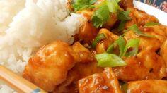 Ten Minute Szechuan Chicken