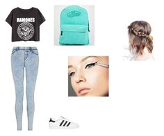 """School"" by tinafangirl on Polyvore"