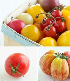 Tomatoes [Taken with Tamron Macro Lens]
