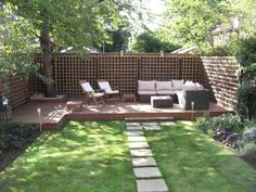 Small Backyard Landscape Design to Make Yours Perfect 15