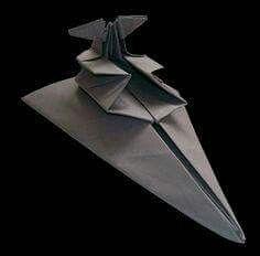 Origami Star Destroyer