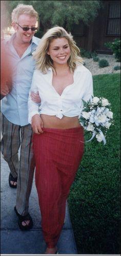 Billie Piper Wedding Dress