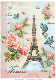 76 Best Aist Decoupage Rice Paper images in 2019