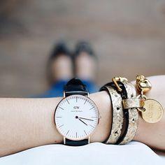Wonderful accessories. (www.danielwellington.com)