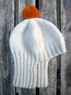 Cashmere kid's Hat - the purl bee