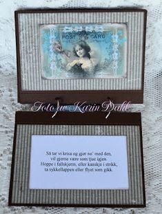 Karins-kortemakeri: Førstehjelpsskrin 40 år Frame, Decor, Picture Frame, Decoration, Decorating, Frames, Deco