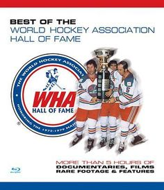 Shop WHA Hall of Fame: Best of the World Hockey Association Hall of Fame [Blu-ray] at Best Buy. Find low everyday prices and buy online for delivery or in-store pick-up. Bobby Hull, Hockey Hall Of Fame, Wayne Gretzky, Worlds Of Fun, Feature Film, Cool Things To Buy, Shopping, Jets, High Definition