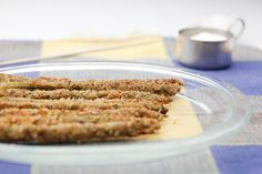 How to Make Crispy Parmesan Asparagus Sticks -- via wikiHow.com