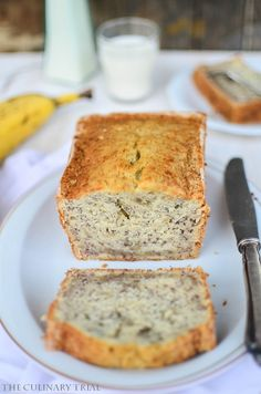 Der wohl weltbeste Bananenkuchen Probably the world's best banana cake Sweet Desserts, Sweet Recipes, Yummy Recipes, Banana Recipes, Cake Recipes, Banana Pudding, Healthy Sweets, Sweet Bread, Cake Cookies
