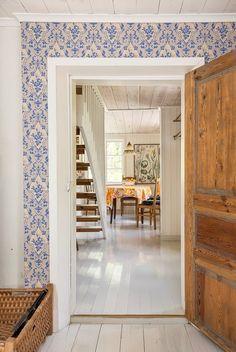 *Carin Rodebjer säljer sitt hus på Gotland* - ELLE Decoration
