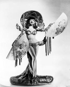barbara yung - inductee to the burlesque hall of fame