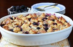 Old Fashioned Vanilla Bread Pudding with Blackberries from A Spicy Perspective (http://punchfork.com/recipe/Old-Fashioned-Vanilla-Bread-Pudding-with-Blackberries-A-Spicy-Perspective)