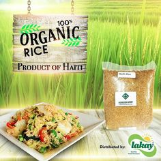 Eat Natural Sustainable and 100% Organic Rice from Haiti. The Shella rice from Horizon Vert is grown organically and harvested by local Haitian farmers with . Get it at www.BUYLAKAY.com. . . #organic #organicfarming #organicfood #organiclife #organicliving #organicfreak #organicrice #organiceats #organiceating #cleaneating #organiclifestyle #organicchicken #wholefoods #wholefoodsmarket #wholefood #wholefoodmarket #productofhaiti #haitian #haitianfarmers #ayiti #haiti