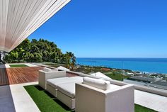 Sasso House, Camps Bay, Cape Town - Perfect for families & friends looking for exclusivity & privacy. #SouthAfrica #Villa