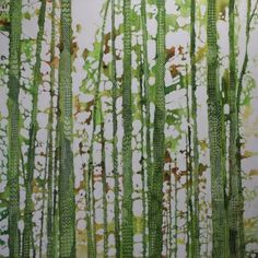 "Saatchi Art Artist Sandrine Pelissier; Painting, ""Forest Dream"" #art"