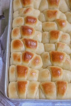 Heavenly Rolls - So soft, buttery and delicious. It's a family favorite!