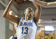 Kelsey Buchanan's Career-Day Propels Blue Hens to 85-71 Victory Over College of Charleston