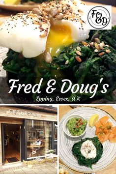 Fred & Doug's Epping, Essex by Emma Eats & Explores