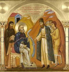 Клеймо 14: Byzantine Icons, Pictures, Painting, Saints, Art, Contemporary, Photos, Art Background, Painting Art