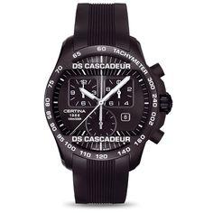 #Reloj #Certina CASCADEUR Antes: 690 Ahora: 585€ - Más relojes en nuestra tienda #outlet www.entretiendas.com