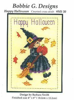 Halloween - Cross Stitch Patterns & Kits (Page 16) - 123Stitch.com