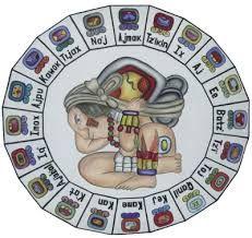 Nombres de calendarios mayas  calendario maya