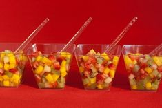 salada de fruta festa infantil - Pesquisa Google