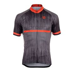 a0fb877ff Giordana 2016 Men s Inox Trade Vero Short Sleeve Cycling Jersey - (INOX  Grey with Red accents