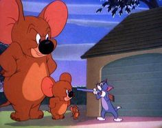 one of my favorties Tom and Jerry