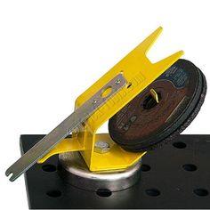MGH4510, Strong Magnetic Grinder Rest - Angle Grinder Holder