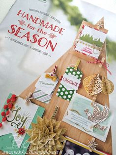How to get your hands on a copy of the new Autumn Winter Stampin' Up! UK Catalogue