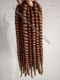 """12"""" havana mambo crochet braids hair"""