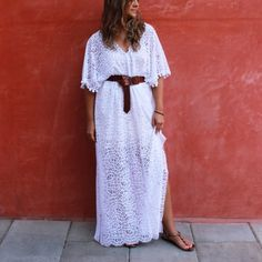 Make a cute kaftan completely from scratch! With full intructions and pictures in English and Spanish