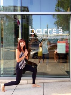 studio fitness interview with barre3 instructor